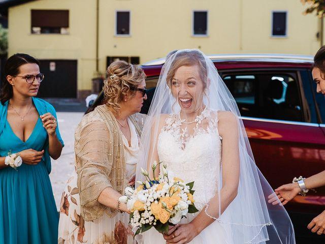 Il matrimonio di Michele e Camilla a Piacenza, Piacenza 22