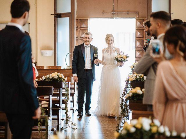 Il matrimonio di Michele e Camilla a Piacenza, Piacenza 24