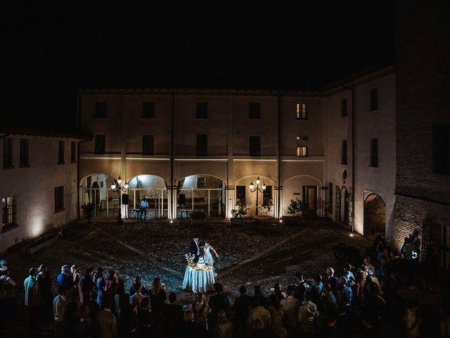Il matrimonio di Michele e Camilla a Piacenza, Piacenza 42