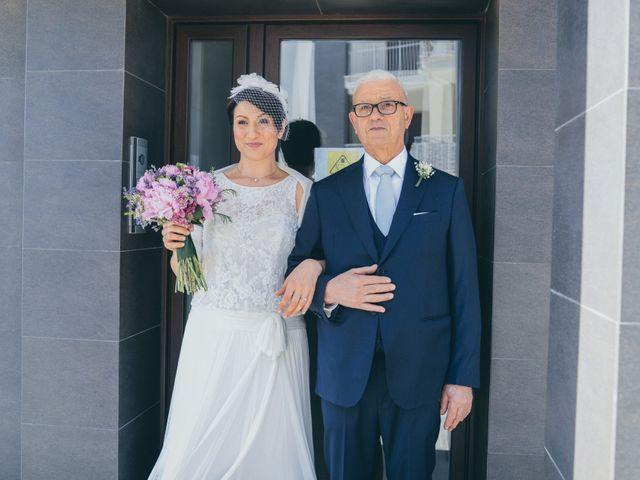 Il matrimonio di Claudia e Enzo a Mola di Bari, Bari 11