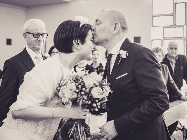 Il matrimonio di Claudia e Enzo a Mola di Bari, Bari 16