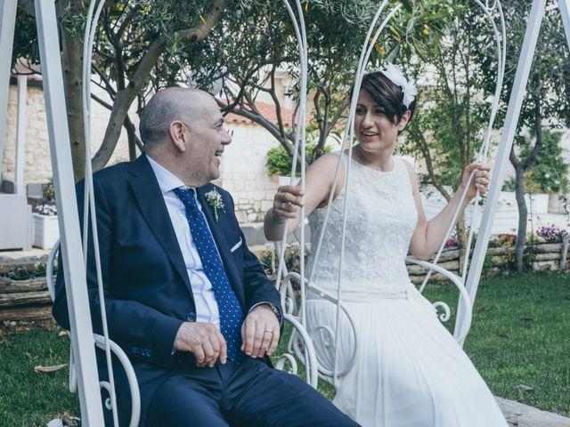 Il matrimonio di Claudia e Enzo a Mola di Bari, Bari 20