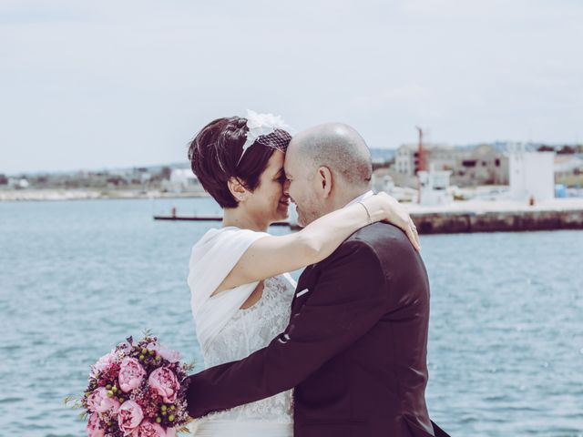 Il matrimonio di Claudia e Enzo a Mola di Bari, Bari 1
