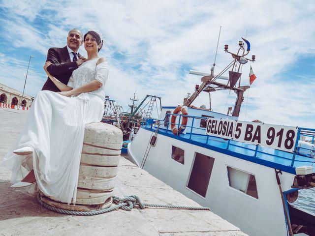 Le nozze di Enzo e Claudia