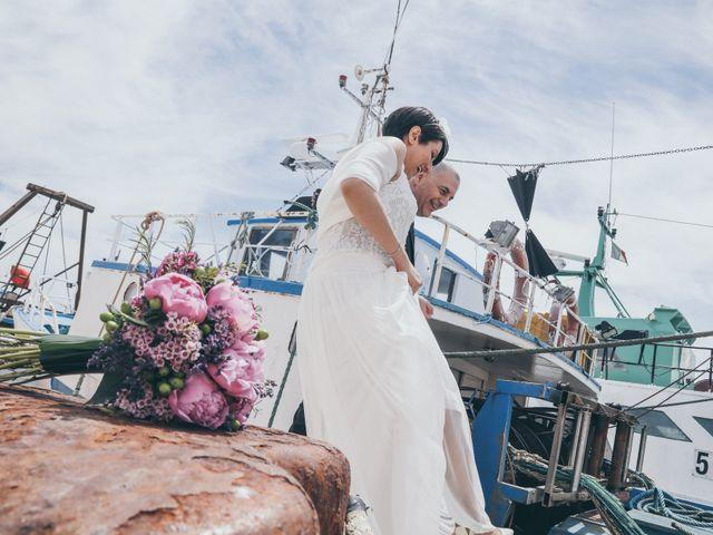 Il matrimonio di Claudia e Enzo a Mola di Bari, Bari 2