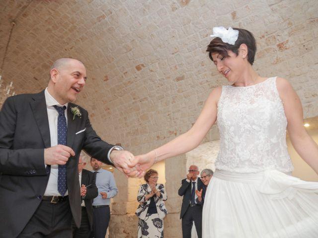Il matrimonio di Claudia e Enzo a Mola di Bari, Bari 25