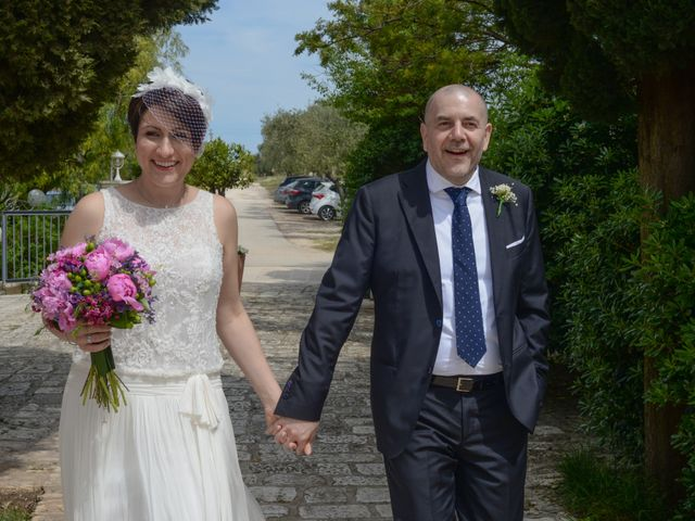 Il matrimonio di Claudia e Enzo a Mola di Bari, Bari 26