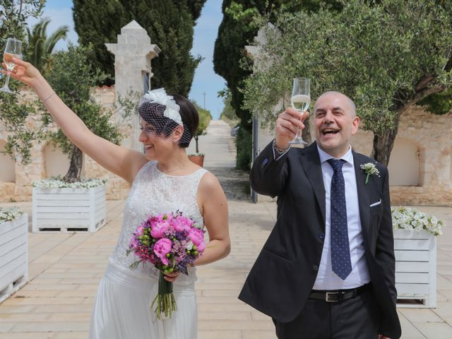 Il matrimonio di Claudia e Enzo a Mola di Bari, Bari 27