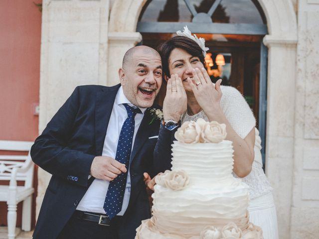 Il matrimonio di Claudia e Enzo a Mola di Bari, Bari 30