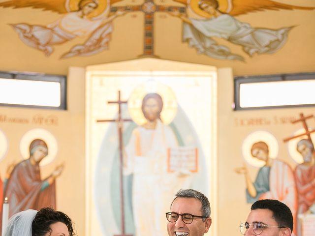 Il matrimonio di Giuseppe e Flora a Barletta, Bari 9