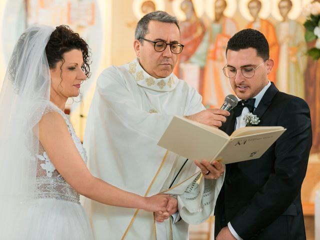 Il matrimonio di Giuseppe e Flora a Barletta, Bari 10