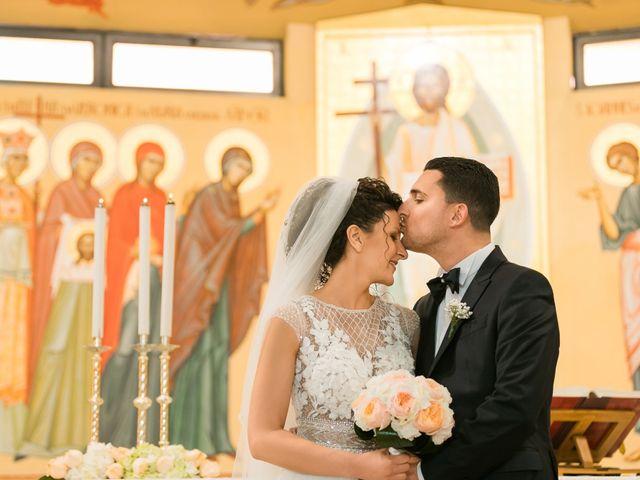 Il matrimonio di Giuseppe e Flora a Barletta, Bari 11