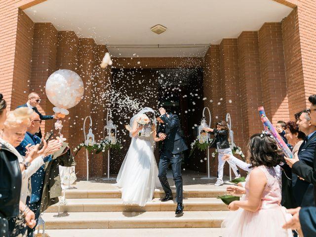 Il matrimonio di Giuseppe e Flora a Barletta, Bari 12