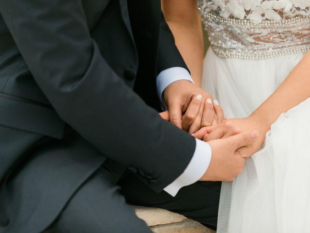 Il matrimonio di Giuseppe e Flora a Barletta, Bari 20