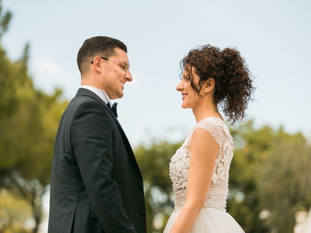 Il matrimonio di Giuseppe e Flora a Barletta, Bari 21