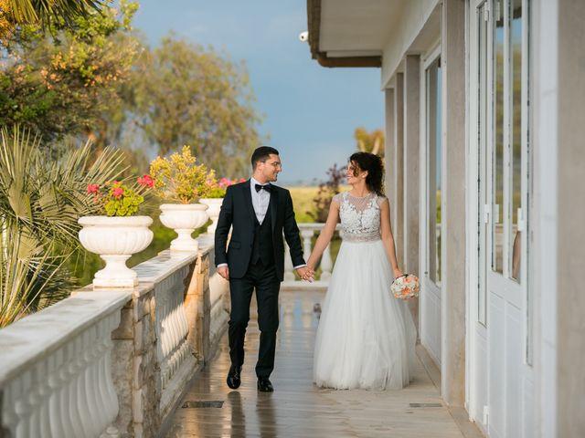 Il matrimonio di Giuseppe e Flora a Barletta, Bari 23