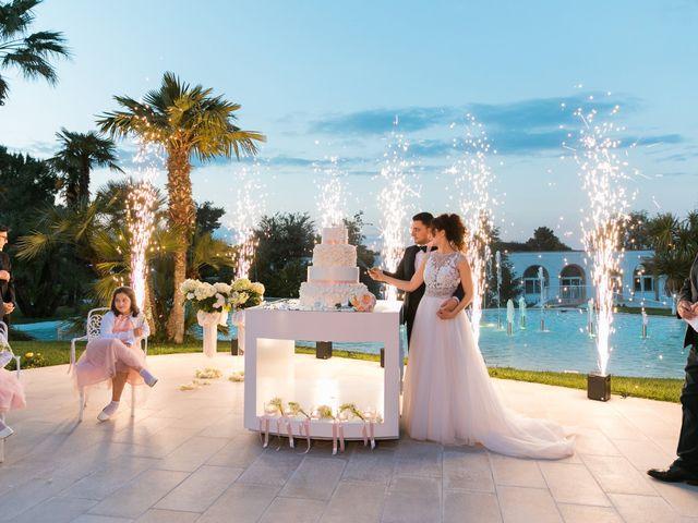 Il matrimonio di Giuseppe e Flora a Barletta, Bari 25
