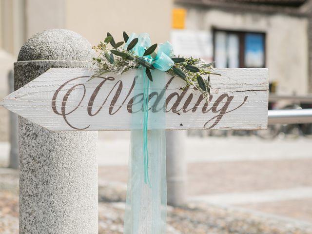 Il matrimonio di Mattia e Miriam a Aicurzio, Monza e Brianza 11