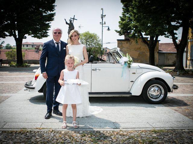 Il matrimonio di Mattia e Miriam a Aicurzio, Monza e Brianza 13