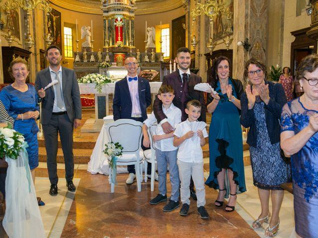 Il matrimonio di Mattia e Miriam a Aicurzio, Monza e Brianza 14