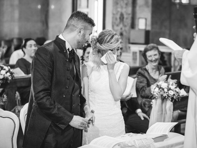Il matrimonio di Mattia e Miriam a Aicurzio, Monza e Brianza 16