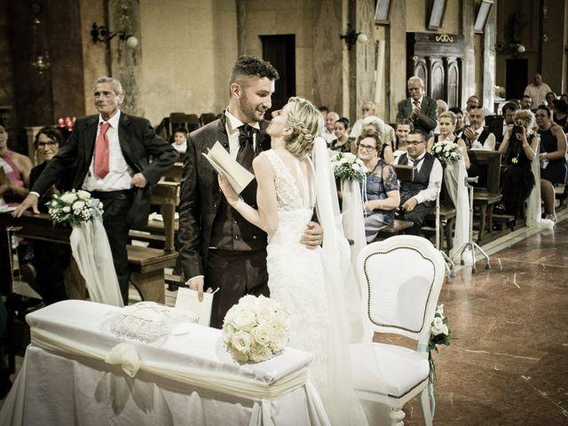 Il matrimonio di Mattia e Miriam a Aicurzio, Monza e Brianza 20