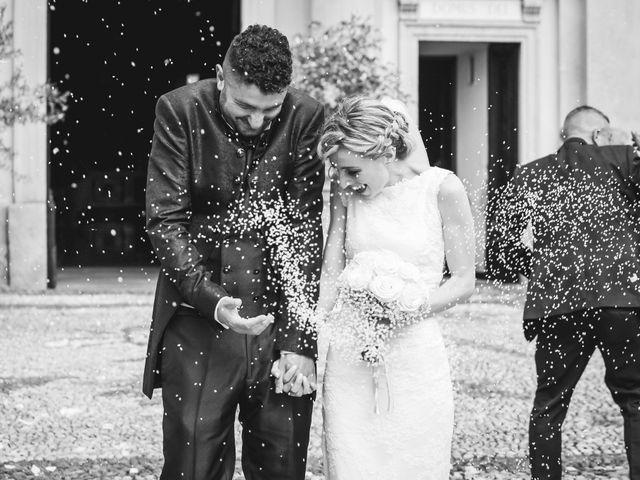 Il matrimonio di Mattia e Miriam a Aicurzio, Monza e Brianza 21
