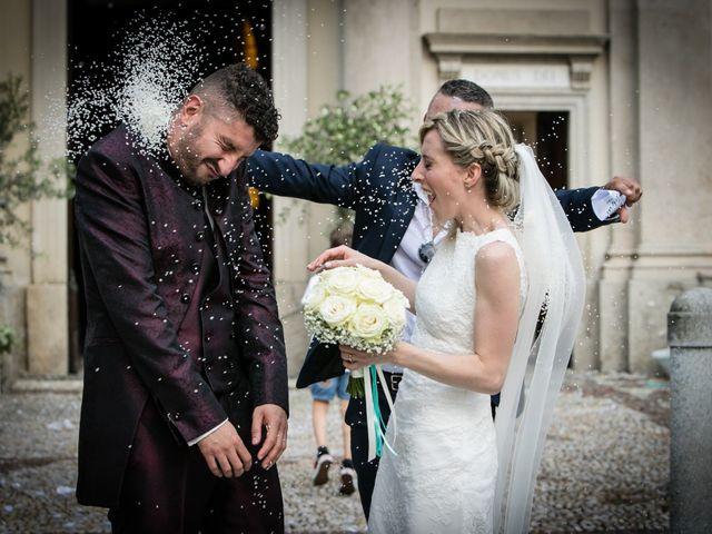 Il matrimonio di Mattia e Miriam a Aicurzio, Monza e Brianza 22