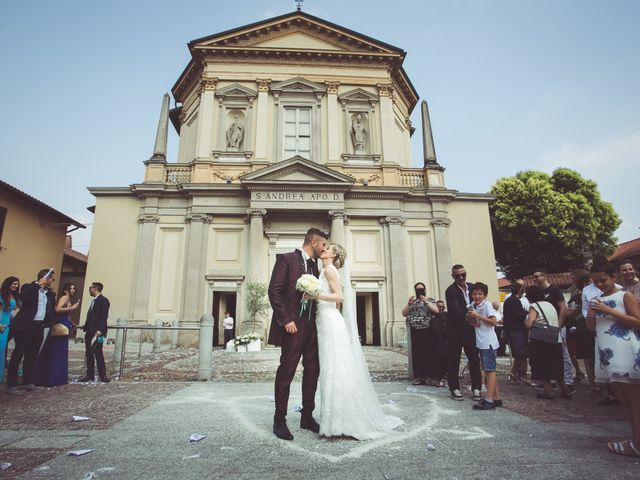 Il matrimonio di Mattia e Miriam a Aicurzio, Monza e Brianza 23