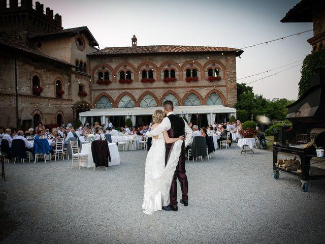 Il matrimonio di Mattia e Miriam a Aicurzio, Monza e Brianza 25