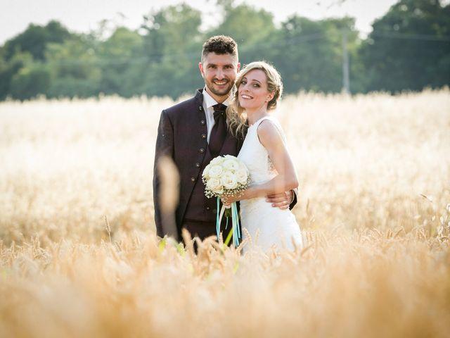 Il matrimonio di Mattia e Miriam a Aicurzio, Monza e Brianza 27