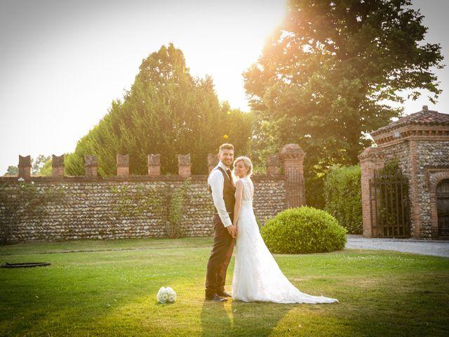 Il matrimonio di Mattia e Miriam a Aicurzio, Monza e Brianza 1