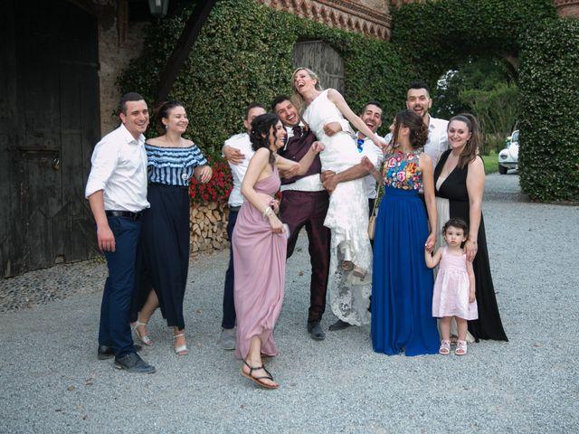 Il matrimonio di Mattia e Miriam a Aicurzio, Monza e Brianza 33