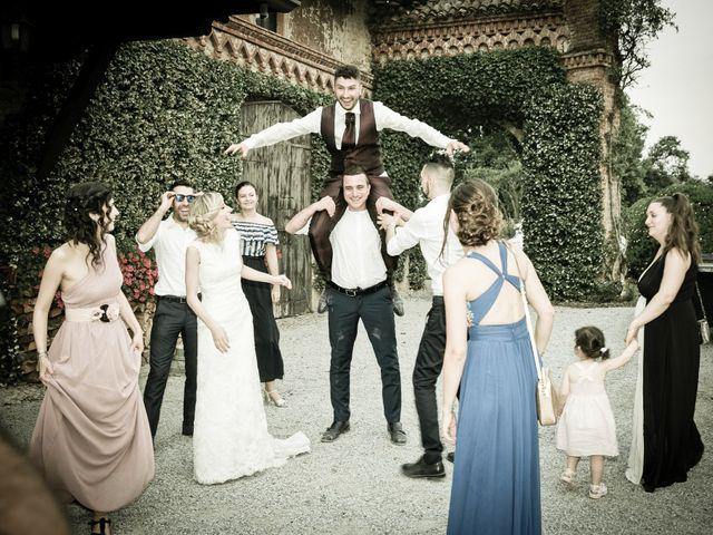 Il matrimonio di Mattia e Miriam a Aicurzio, Monza e Brianza 34