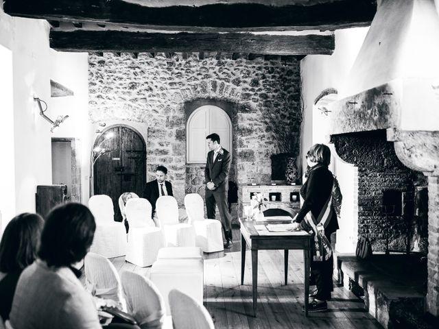 Il matrimonio di Patrik e Fiona a Massa Martana, Perugia 4