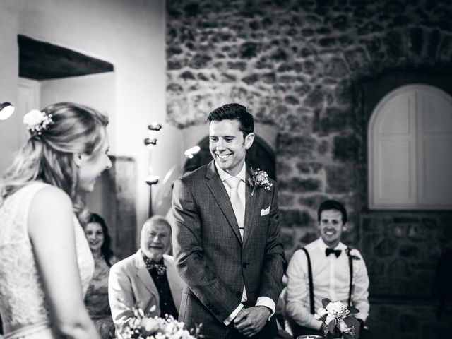Il matrimonio di Patrik e Fiona a Massa Martana, Perugia 8