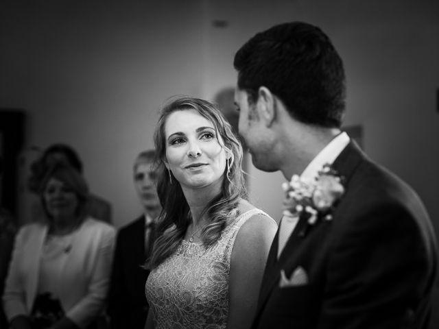 Il matrimonio di Patrik e Fiona a Massa Martana, Perugia 11