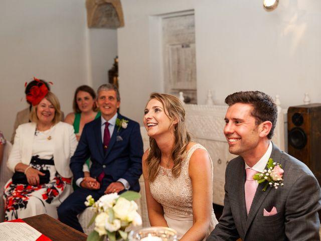 Il matrimonio di Patrik e Fiona a Massa Martana, Perugia 14
