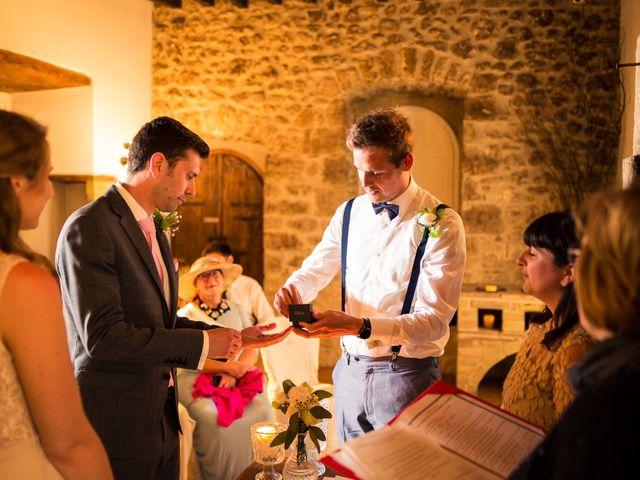 Il matrimonio di Patrik e Fiona a Massa Martana, Perugia 16