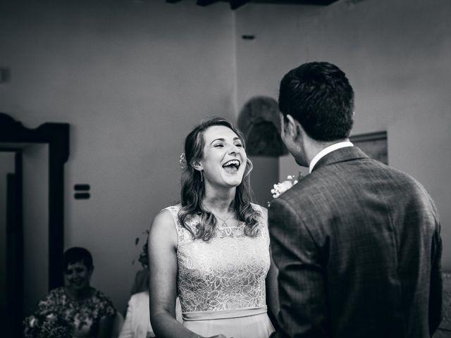 Il matrimonio di Patrik e Fiona a Massa Martana, Perugia 18