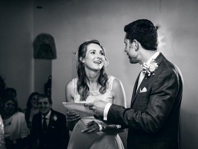 Il matrimonio di Patrik e Fiona a Massa Martana, Perugia 20