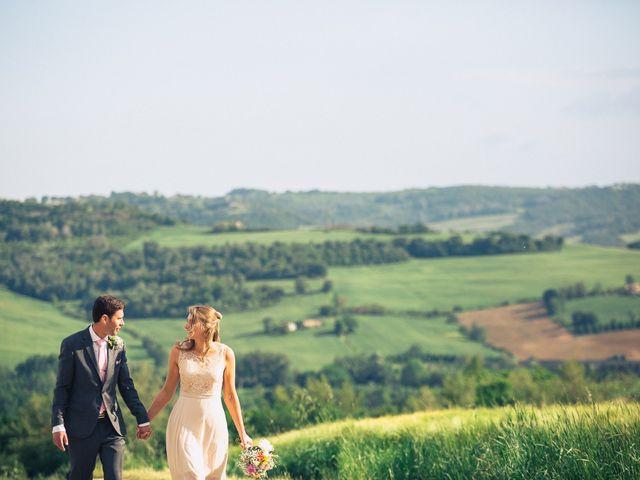 Il matrimonio di Patrik e Fiona a Massa Martana, Perugia 31