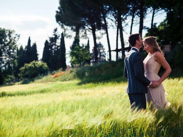Il matrimonio di Patrik e Fiona a Massa Martana, Perugia 34