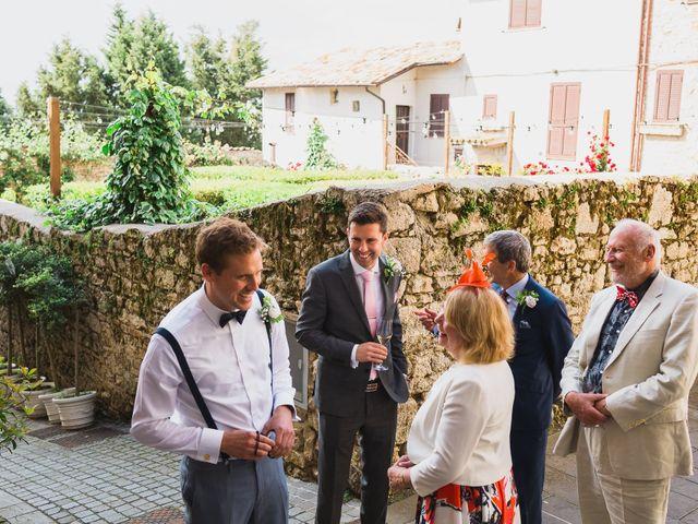 Il matrimonio di Patrik e Fiona a Massa Martana, Perugia 40
