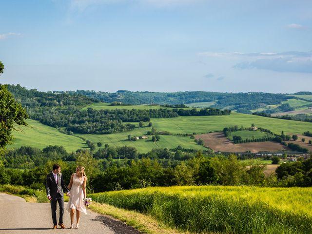 Il matrimonio di Patrik e Fiona a Massa Martana, Perugia 42