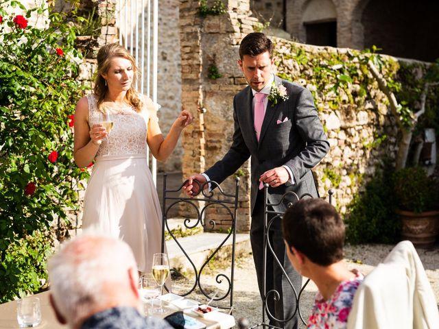 Il matrimonio di Patrik e Fiona a Massa Martana, Perugia 43