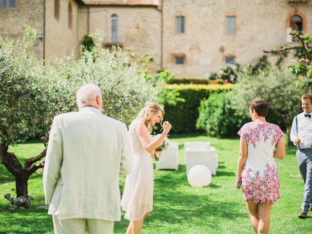 Il matrimonio di Patrik e Fiona a Massa Martana, Perugia 46