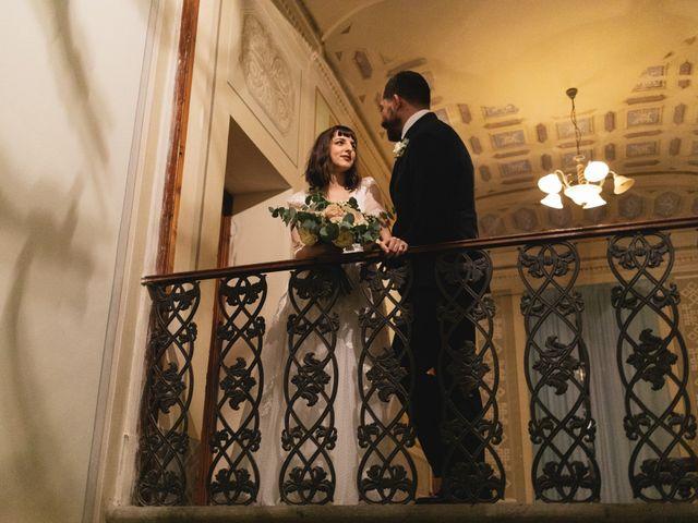 Il matrimonio di Renzo e Martina a Pescia, Pistoia 5