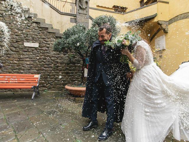 Il matrimonio di Renzo e Martina a Pescia, Pistoia 8