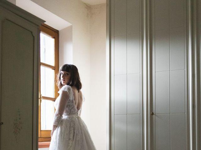 Il matrimonio di Renzo e Martina a Pescia, Pistoia 13